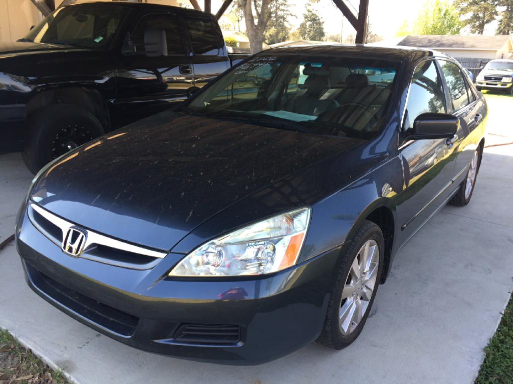 2006 HONDA ACCORD EX Air Conditioning Power Windows Power Locks Power Steering Tilt Wheel AM