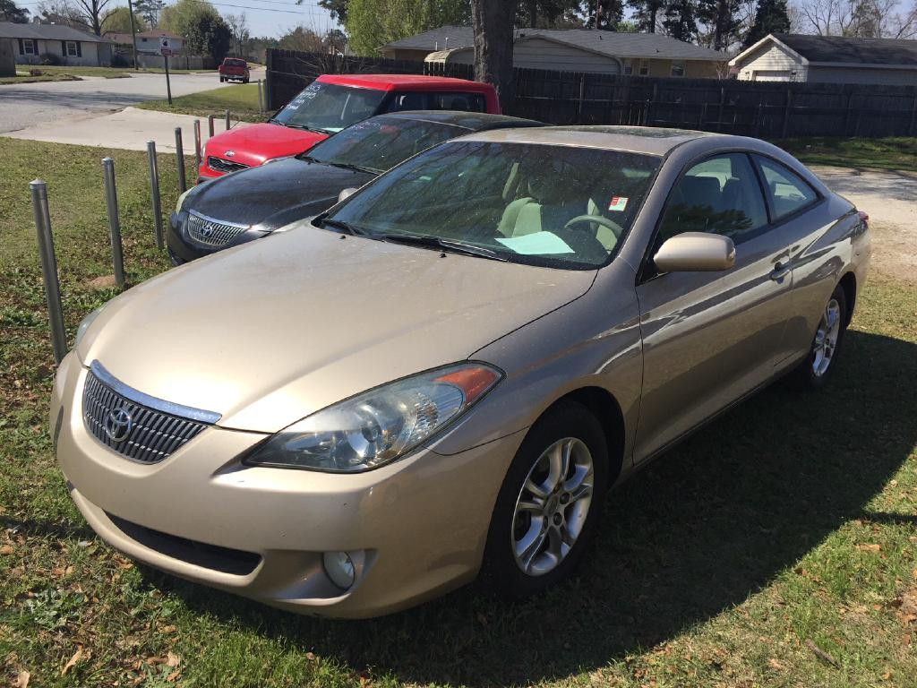 2006 TOYOTA CAMRY SOLARA SE Air Conditioning Power Windows Power Locks Power Steering Tilt Whe