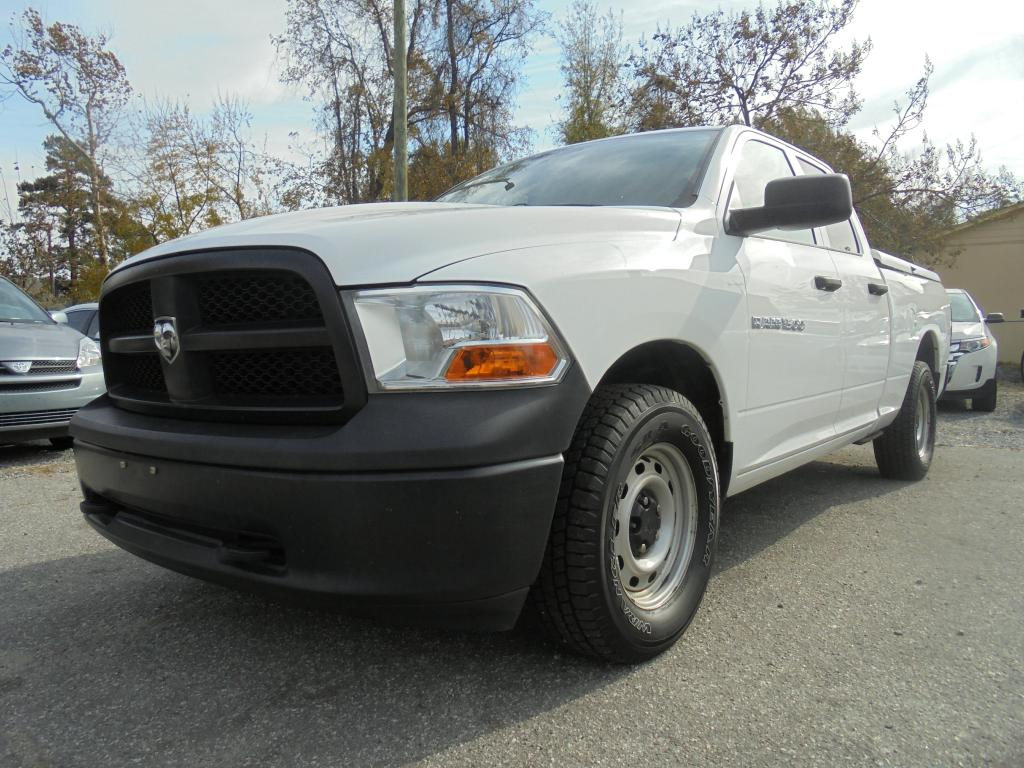 2012 DODGE RAM 1500 1C6RD7FP5CS194498 EMPIRE AUTOS SALES CENTER, LLC
