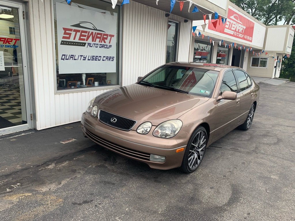1999 LEXUS GS 400 for sale at Stewart Auto Group