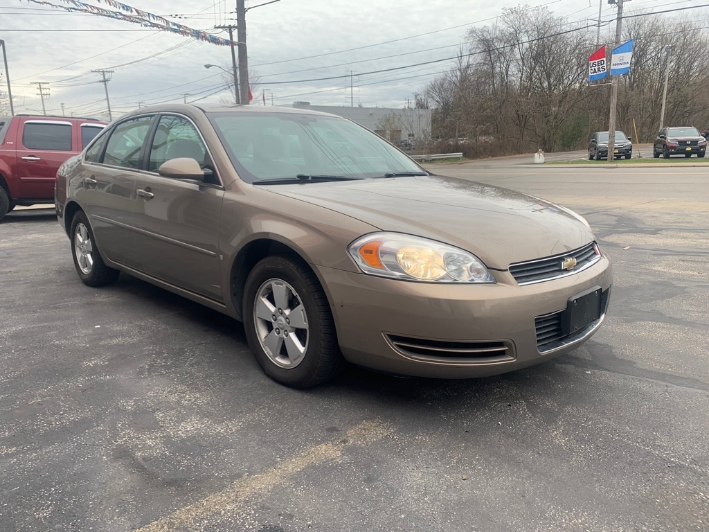 2007 CHEVROLET IMPALA LT for sale at Stewart Auto Group
