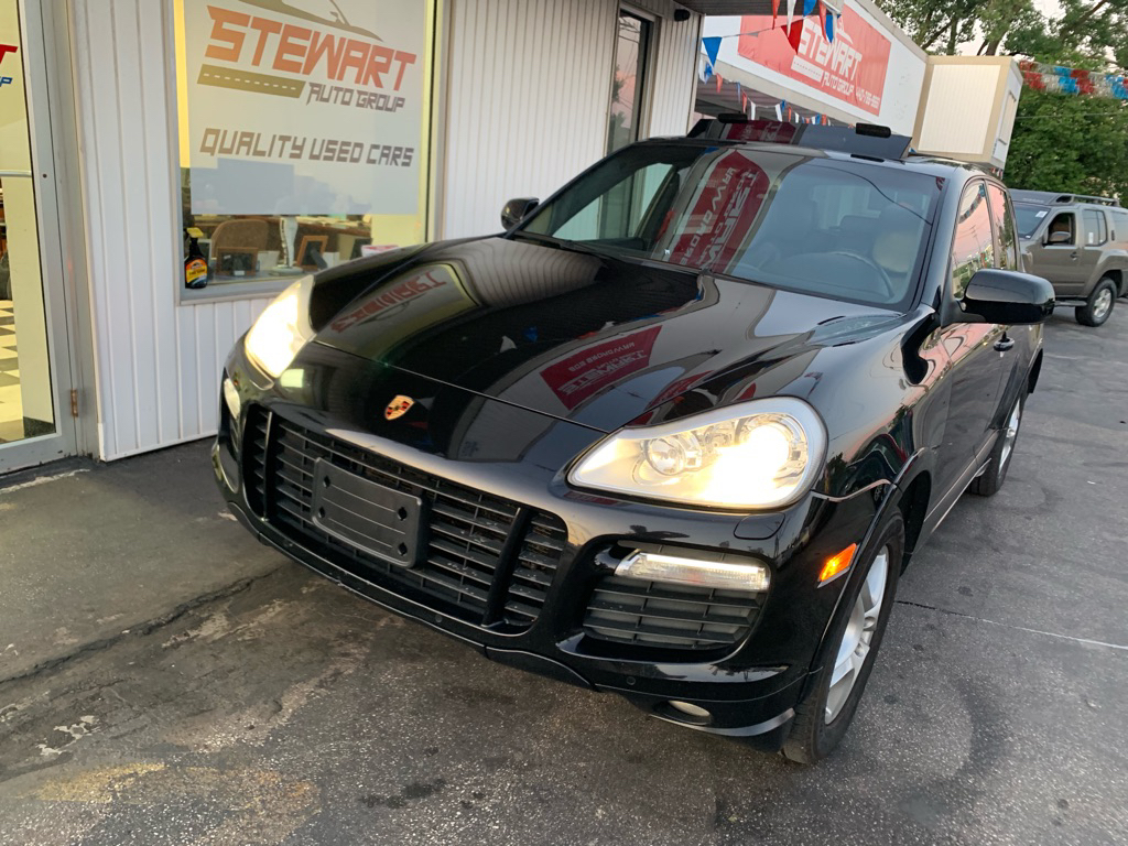 2008 PORSCHE CAYENNE GTS for sale at Stewart Auto Group