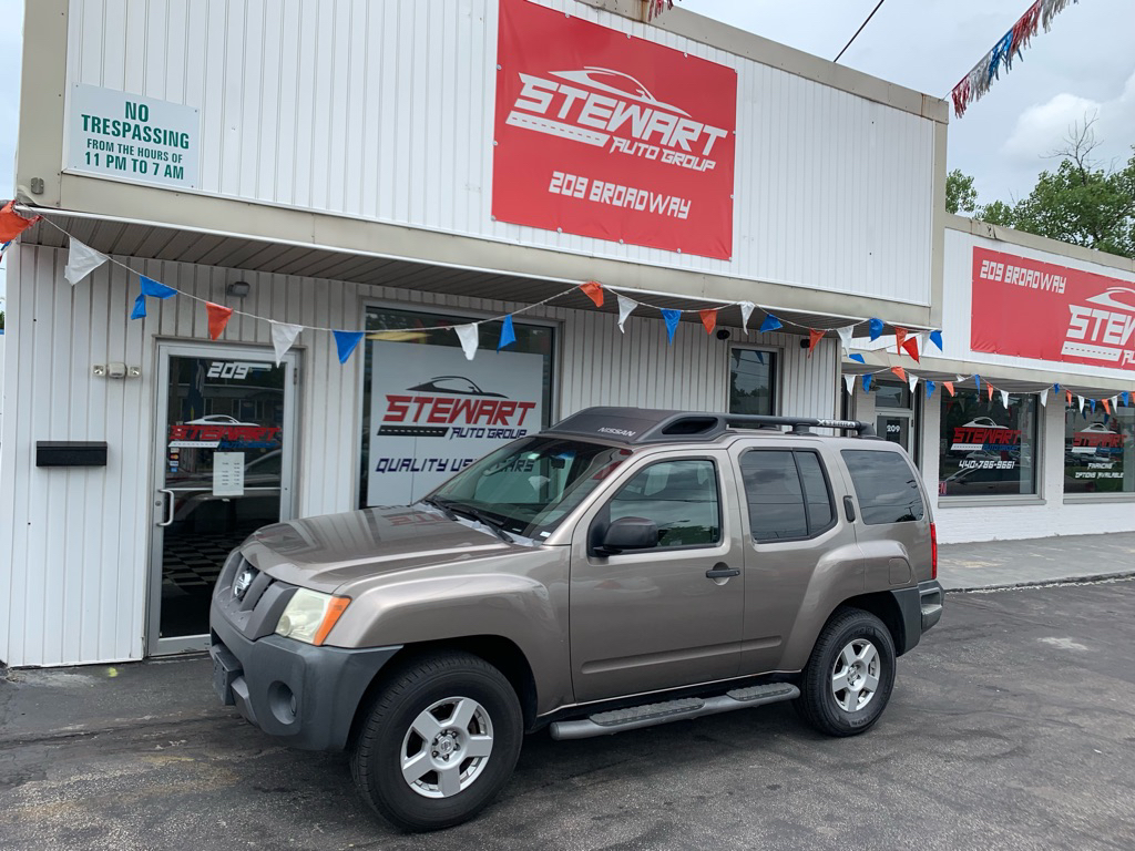2005 NISSAN XTERRA OFF ROAD for sale at Stewart Auto Group