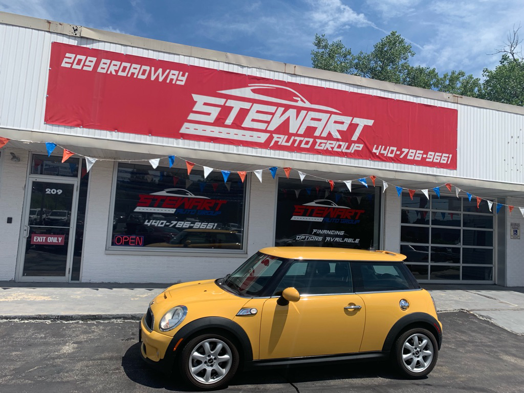 2009 MINI COOPER S for sale at Stewart Auto Group
