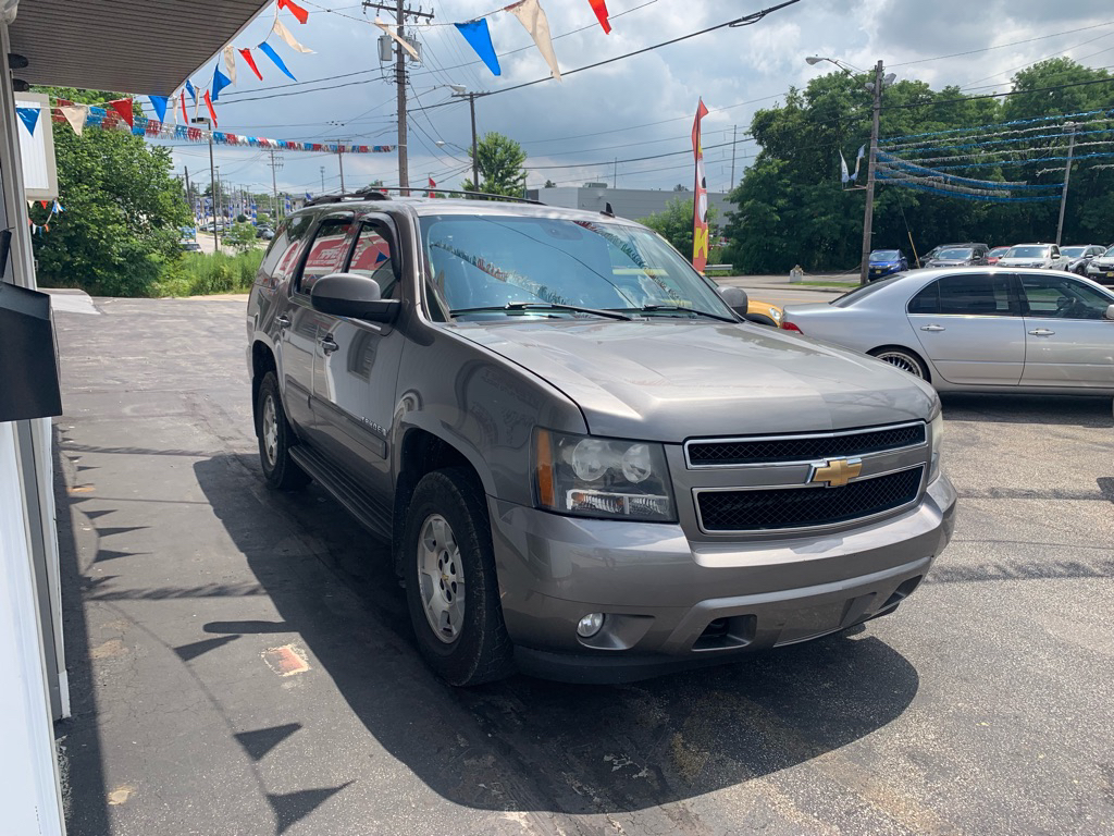 2007 CHEVROLET TAHOE 1500 for sale at Stewart Auto Group