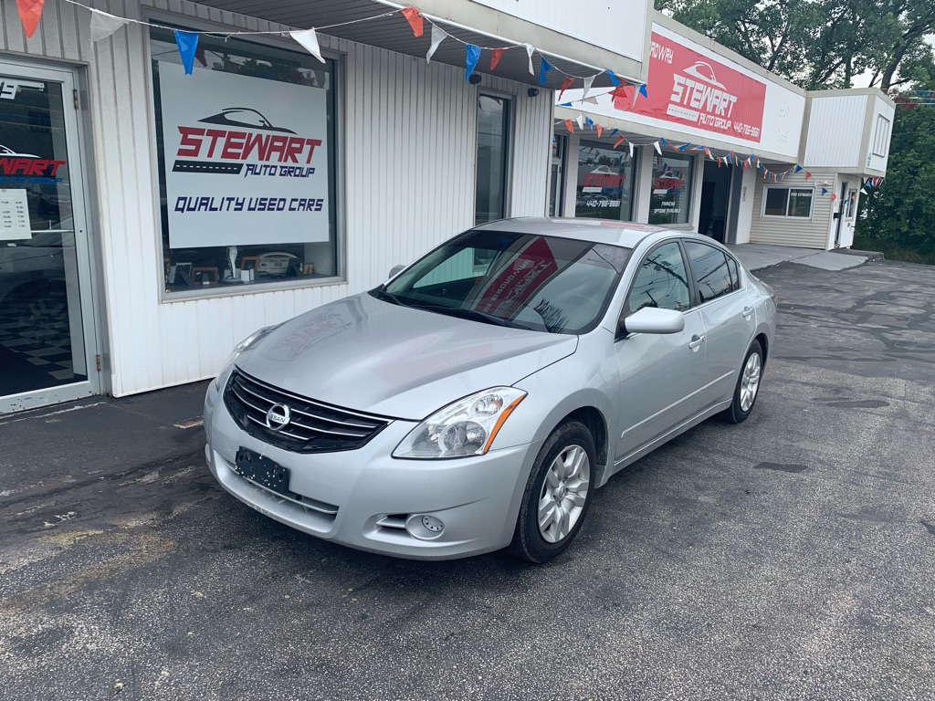 2012 NISSAN ALTIMA BASE for sale at Stewart Auto Group