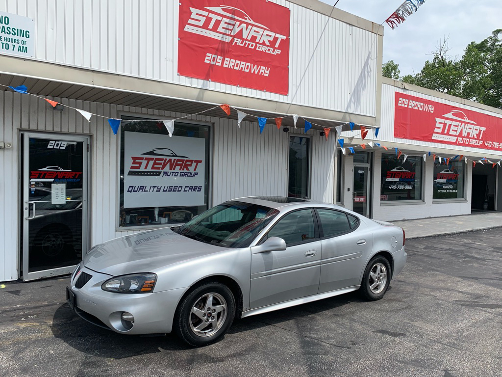 2004 PONTIAC GRAND PRIX GT2 for sale at Stewart Auto Group