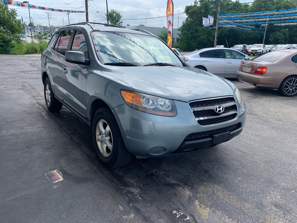 2007 HYUNDAI SANTA FE GLS for sale at Stewart Auto Group