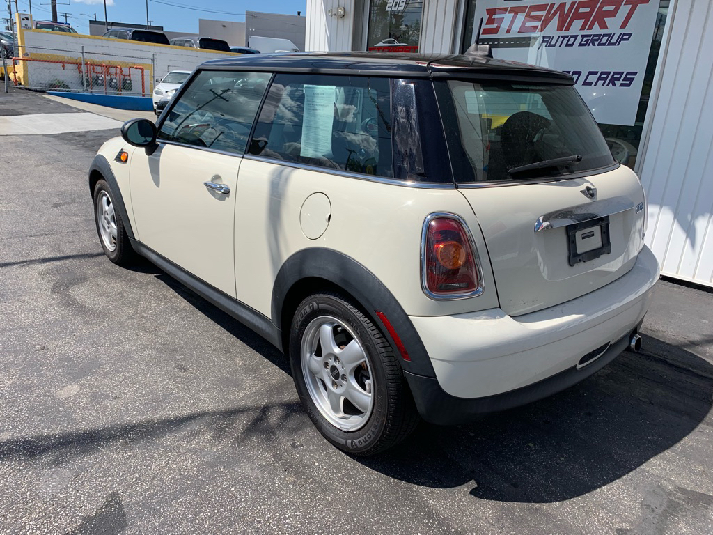 2009 MINI COOPER  for sale at Stewart Auto Group