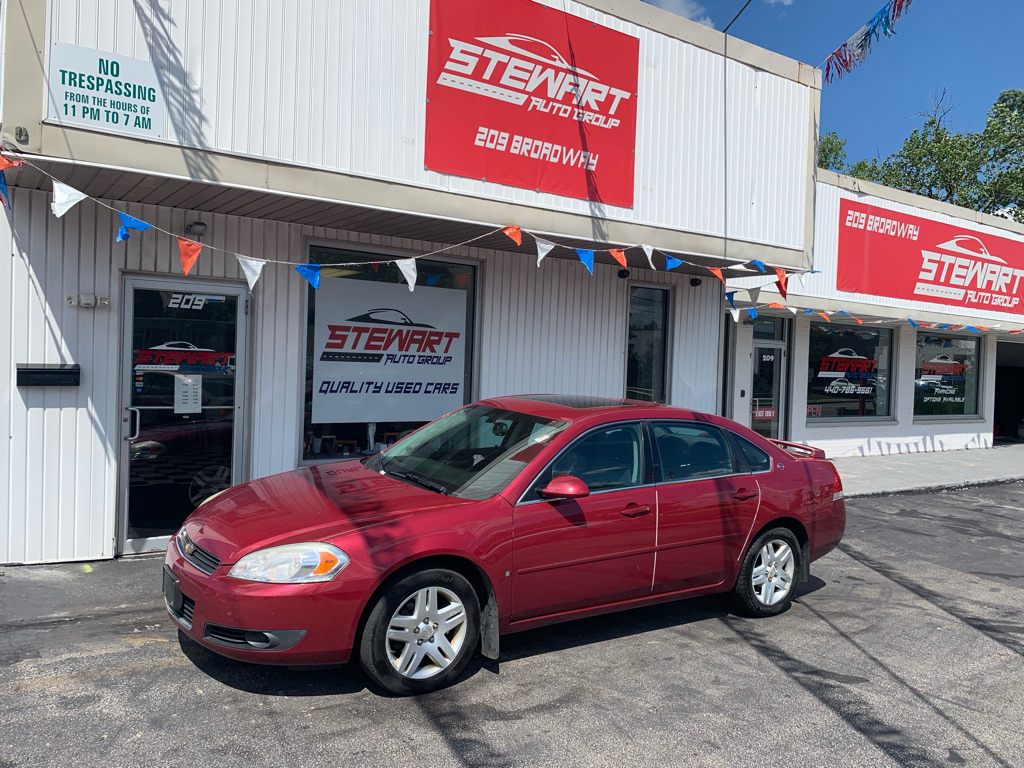 2006 CHEVROLET IMPALA LTZ for sale at Stewart Auto Group