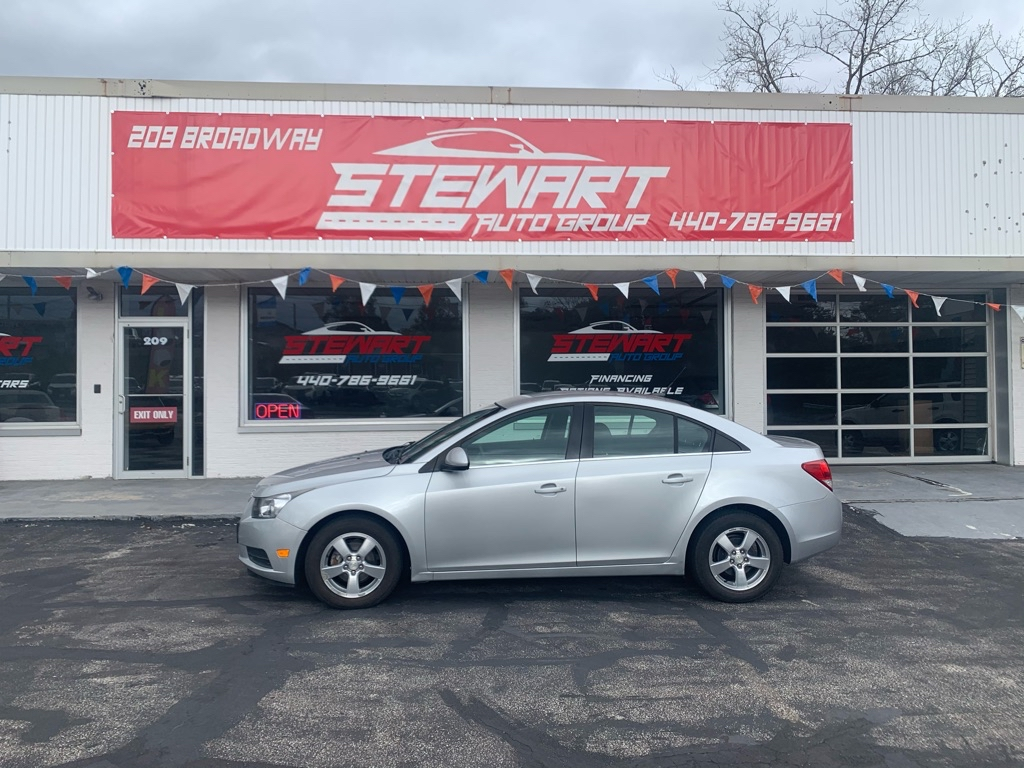 2011 CHEVROLET CRUZE LT for sale at Stewart Auto Group