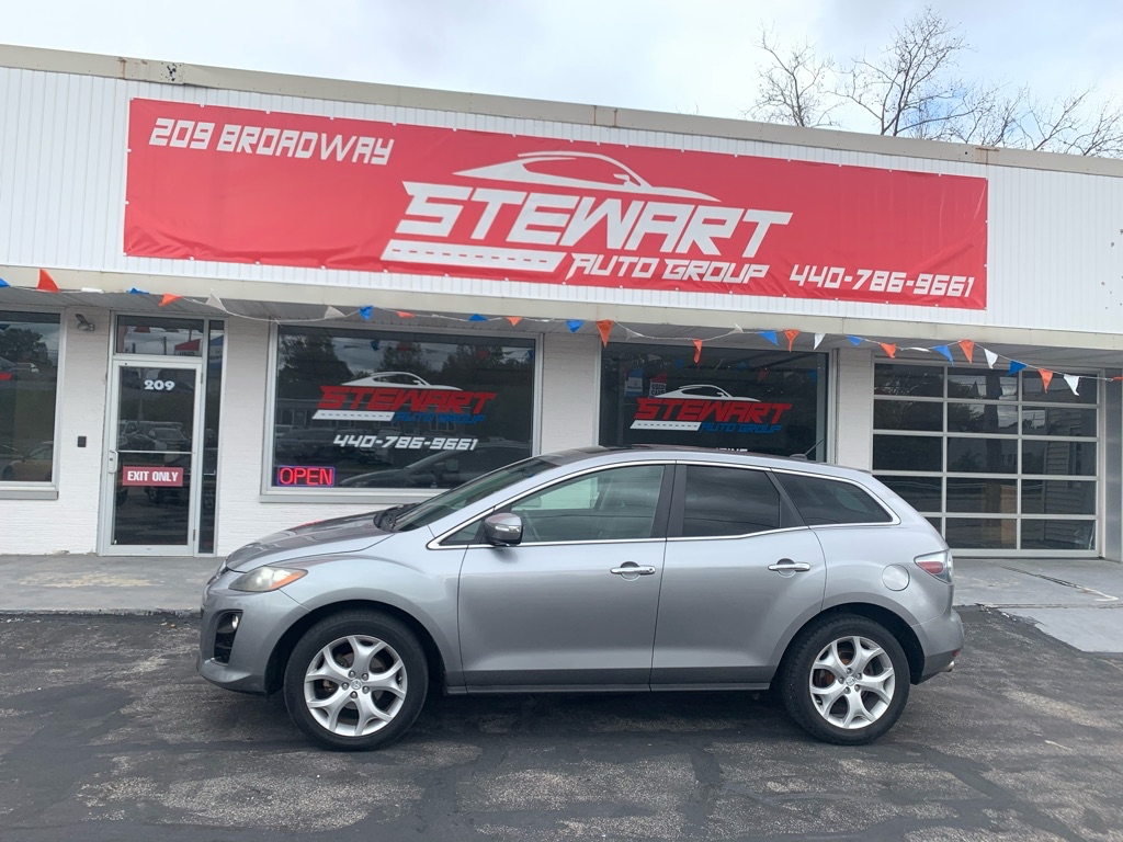 2010 MAZDA CX-7  for sale at Stewart Auto Group