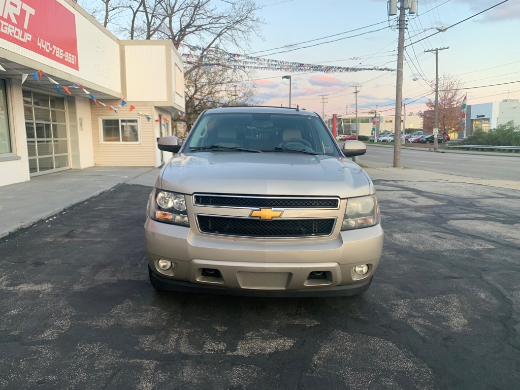 2009 CHEVROLET SUBURBAN 1500 LT for sale at Stewart Auto Group