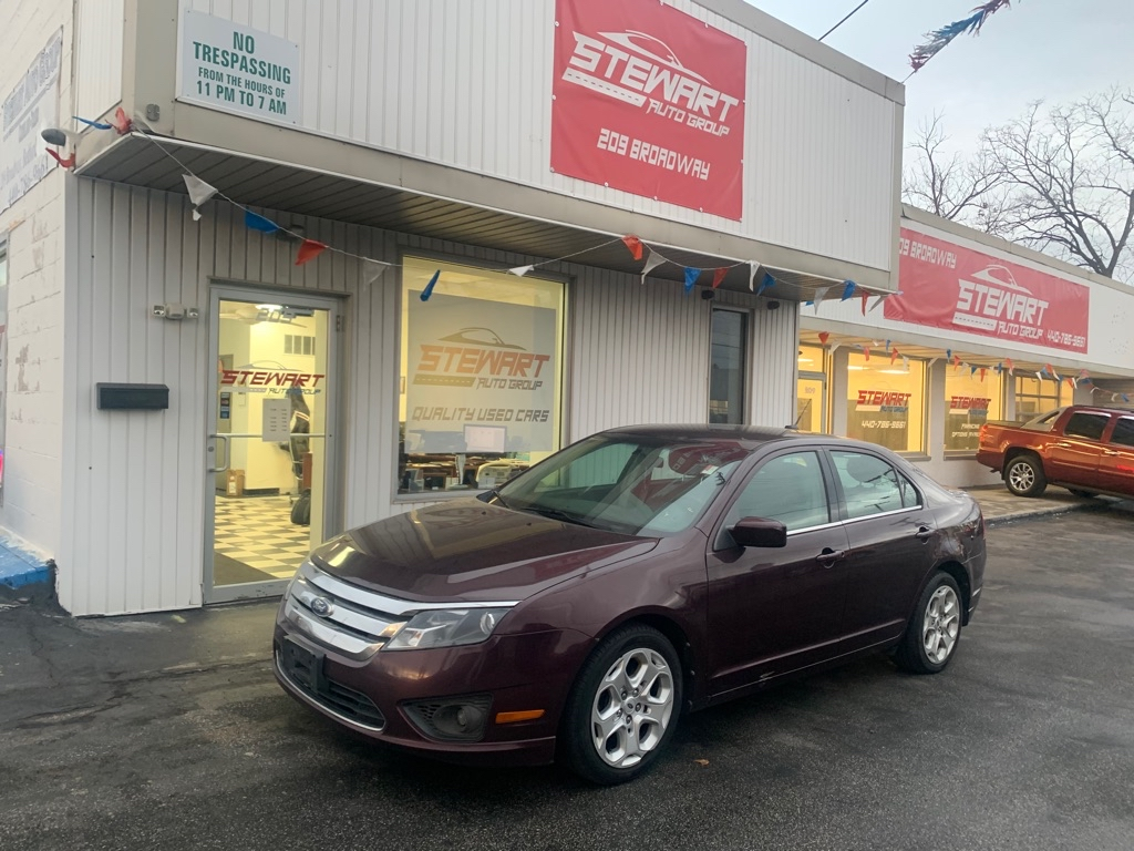 2011 FORD FUSION SE for sale at Stewart Auto Group