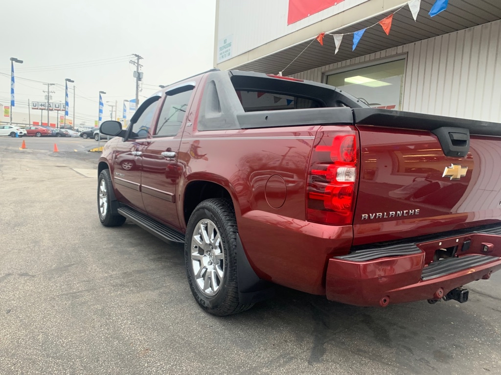 2008 CHEVROLET AVALANCHE 1500 for sale at Stewart Auto Group