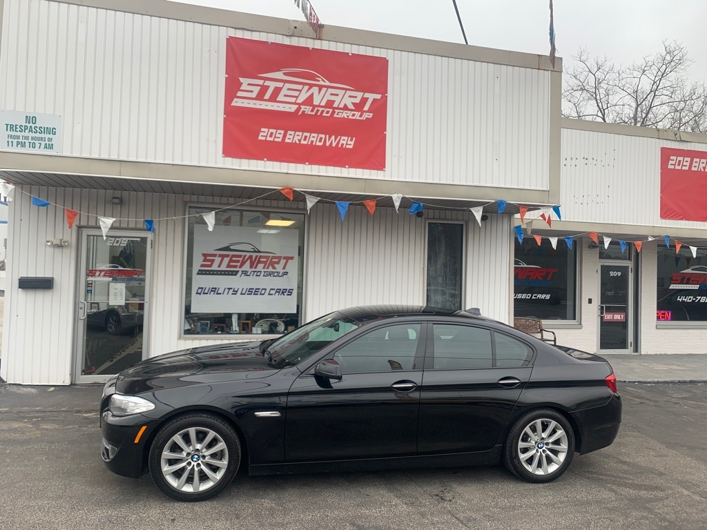 2011 BMW 528 I for sale at Stewart Auto Group