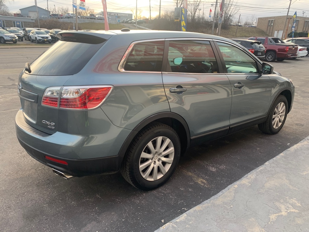 2010 MAZDA CX-9  for sale at Stewart Auto Group