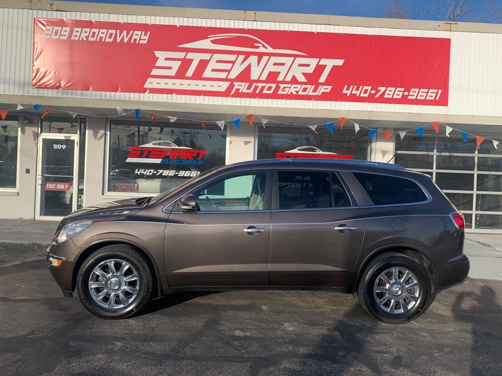 2012 BUICK ENCLAVE  for sale at Stewart Auto Group
