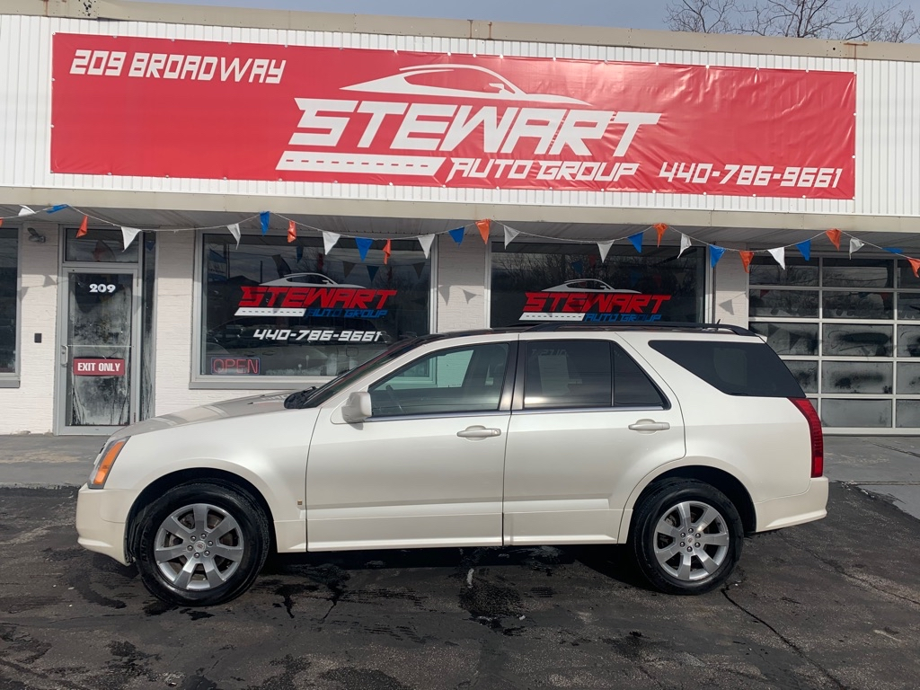2008 CADILLAC SRX  for sale at Stewart Auto Group