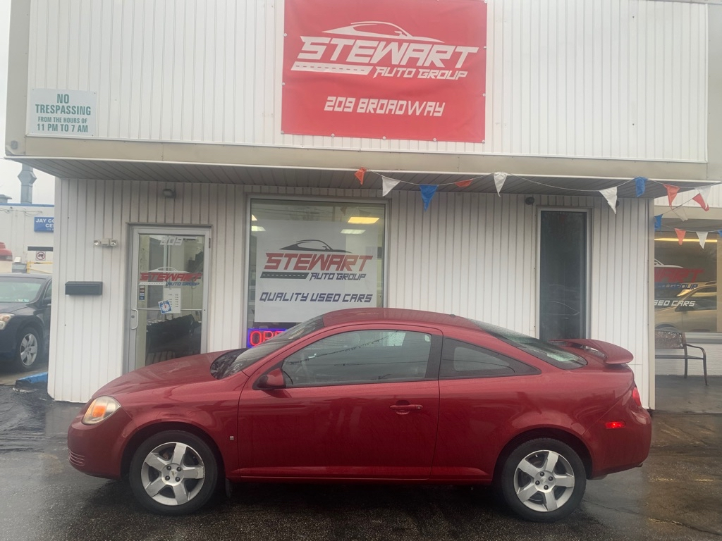 2008 CHEVROLET COBALT LT for sale at Stewart Auto Group