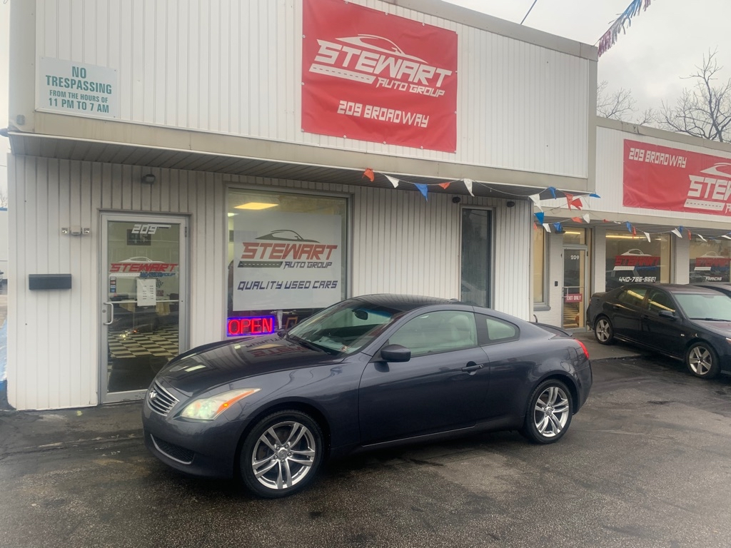 2009 INFINITI G37  for sale at Stewart Auto Group