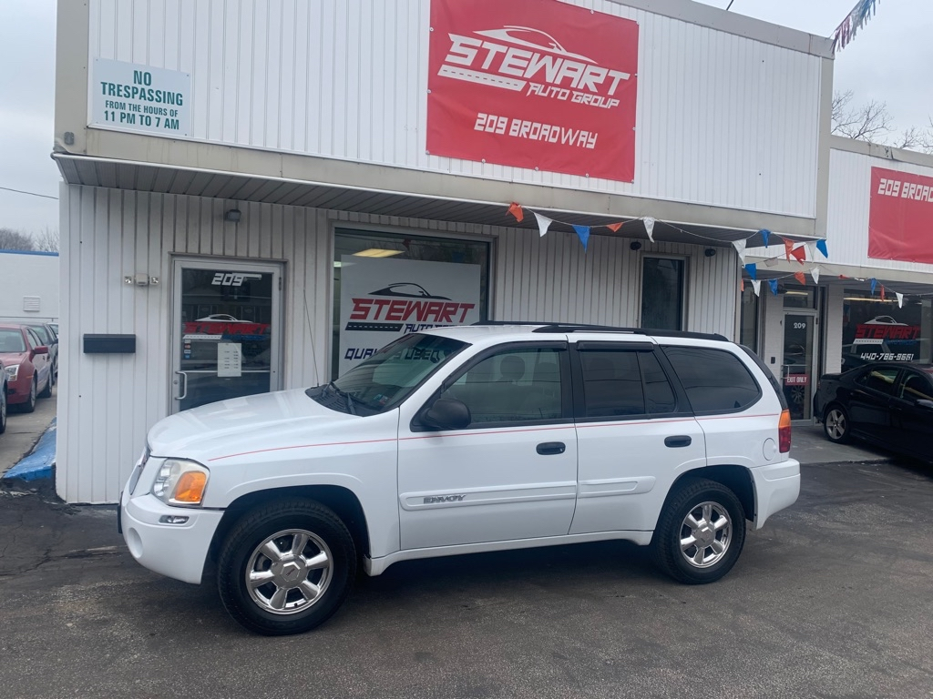 2004 GMC ENVOY  for sale at Stewart Auto Group