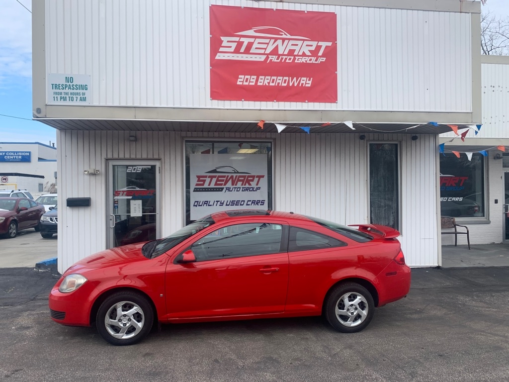 2007 PONTIAC G5  for sale at Stewart Auto Group
