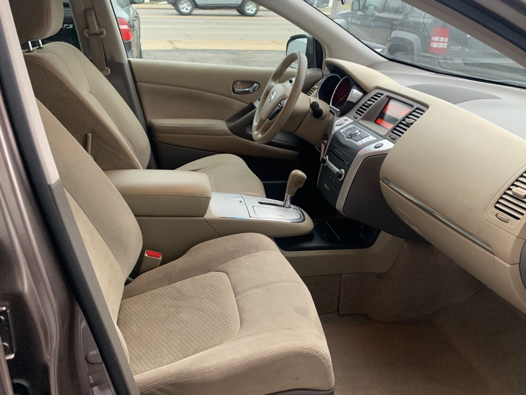 2009 NISSAN MURANO S for sale at Stewart Auto Group