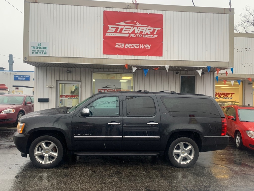 2013 CHEVROLET SUBURBAN 1500 LTZ for sale at Stewart Auto Group