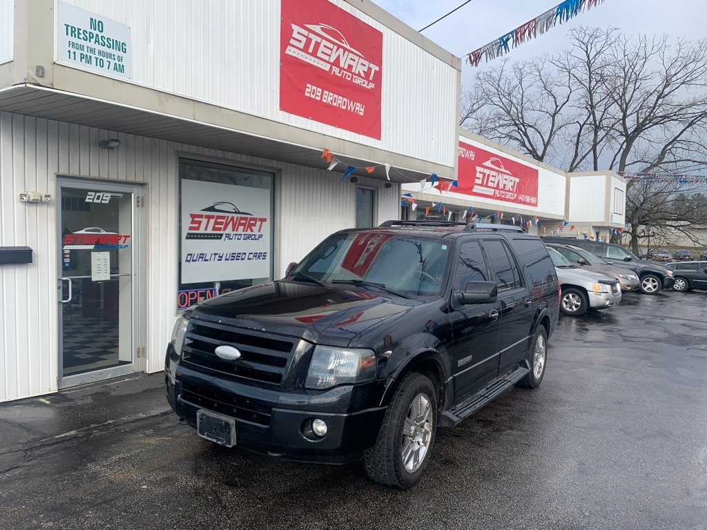 2007 FORD EXPEDITION EL LIMITED for sale at Stewart Auto Group