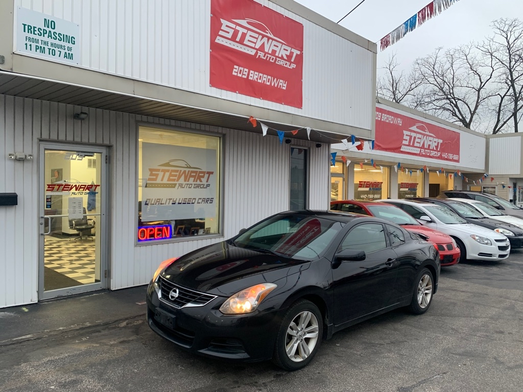2012 NISSAN ALTIMA S for sale at Stewart Auto Group