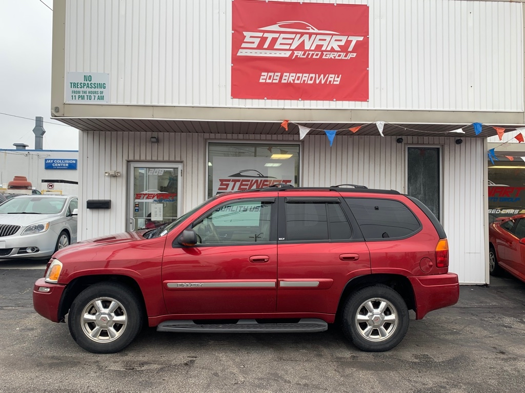 2003 GMC ENVOY  for sale at Stewart Auto Group