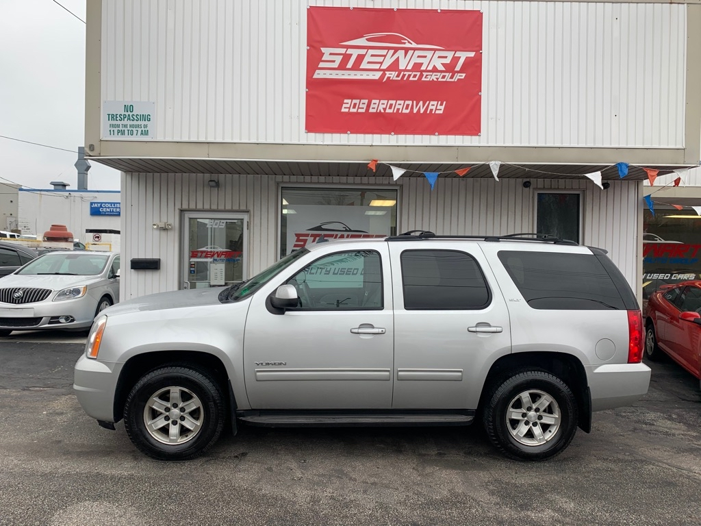 2010 GMC YUKON SLT for sale at Stewart Auto Group