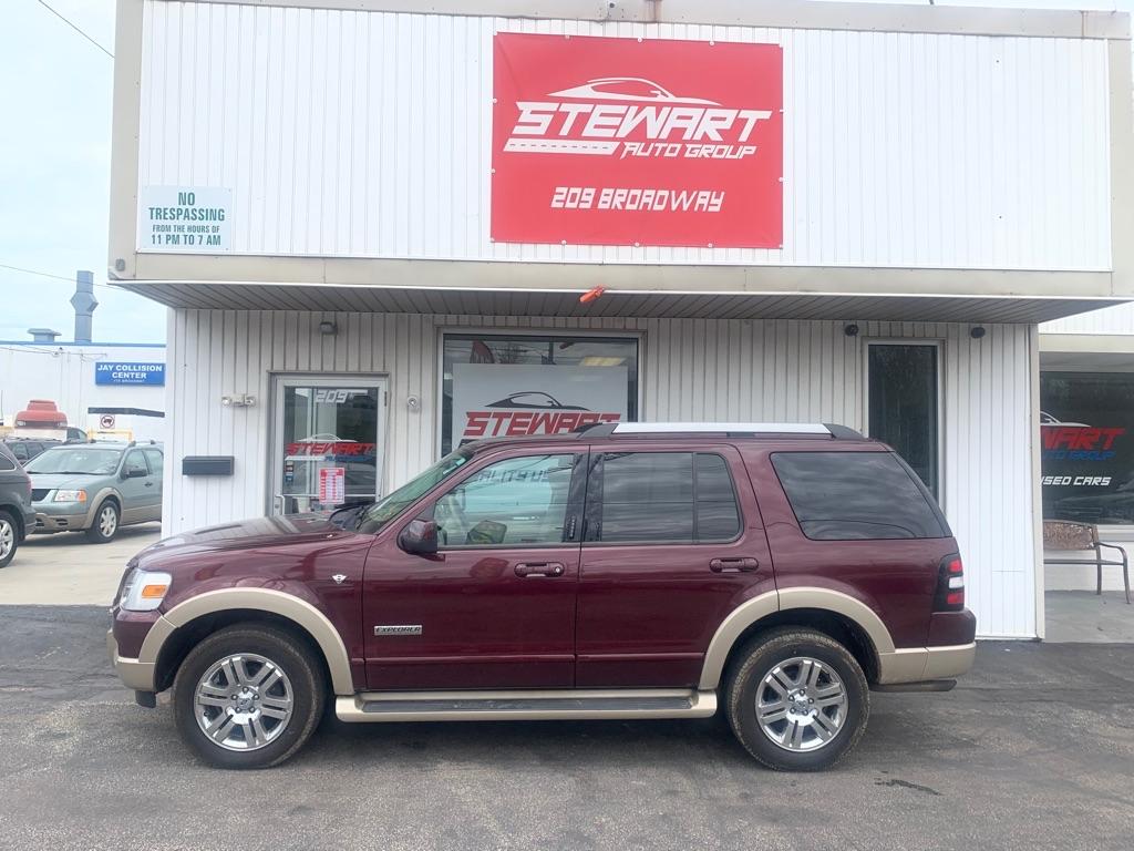 2007 FORD EXPLORER EDDIE BAUER for sale at Stewart Auto Group