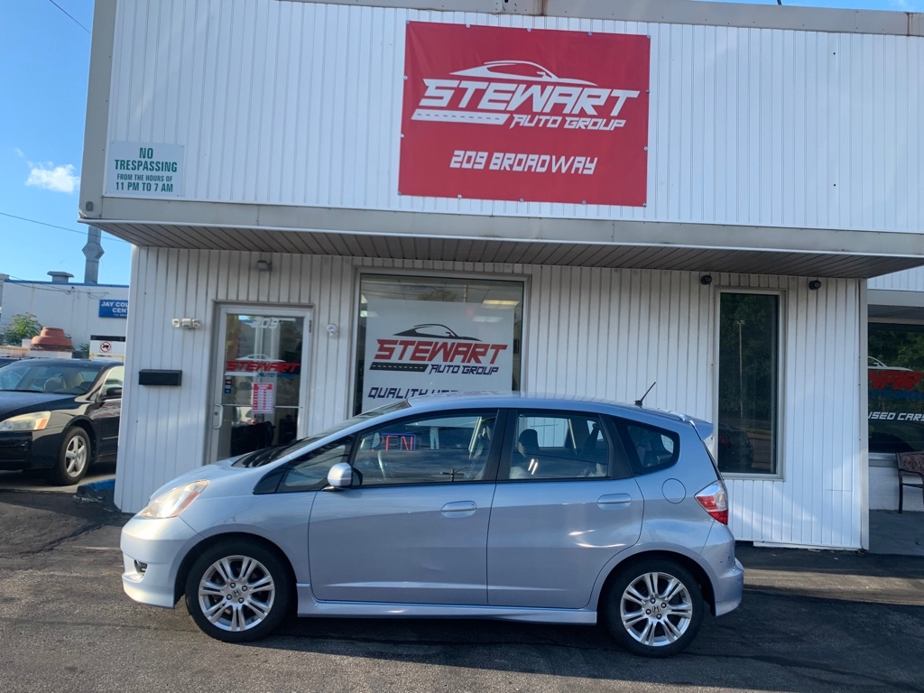 2010 HONDA FIT SPORT for sale at Stewart Auto Group