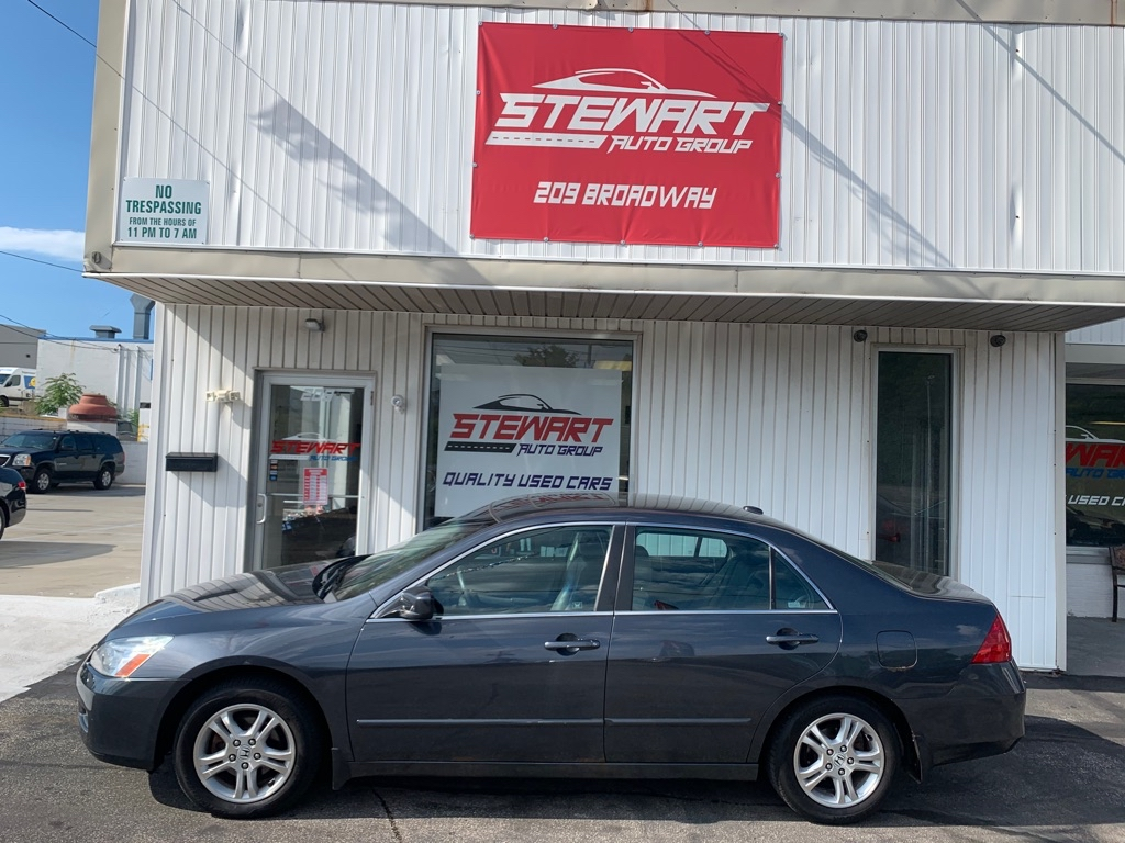 2007 HONDA ACCORD EX for sale at Stewart Auto Group