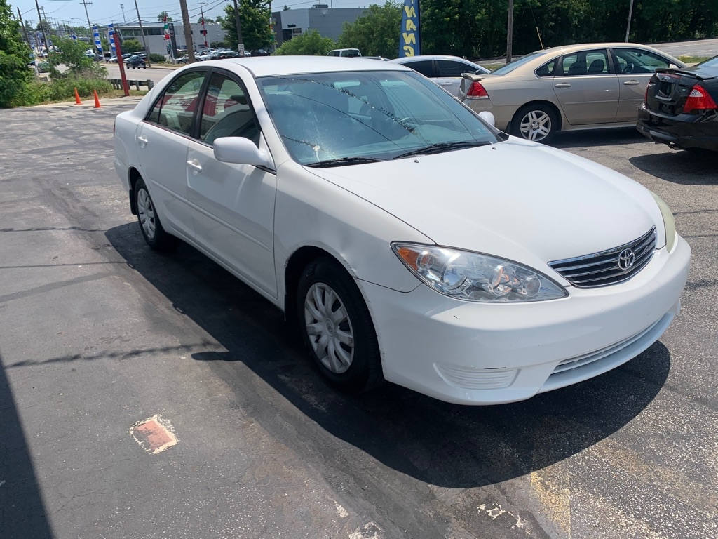 2005 TOYOTA CAMRY LE for sale at Stewart Auto Group