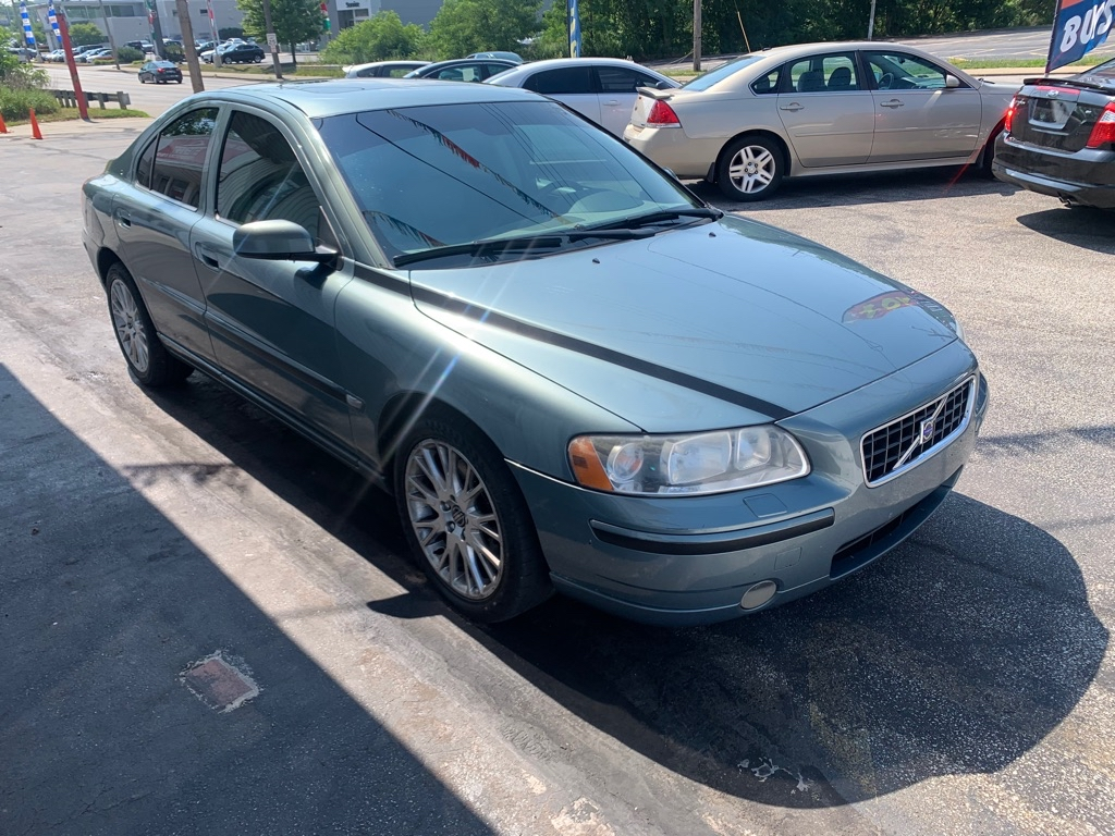 2005 VOLVO S60 T5 for sale at Stewart Auto Group