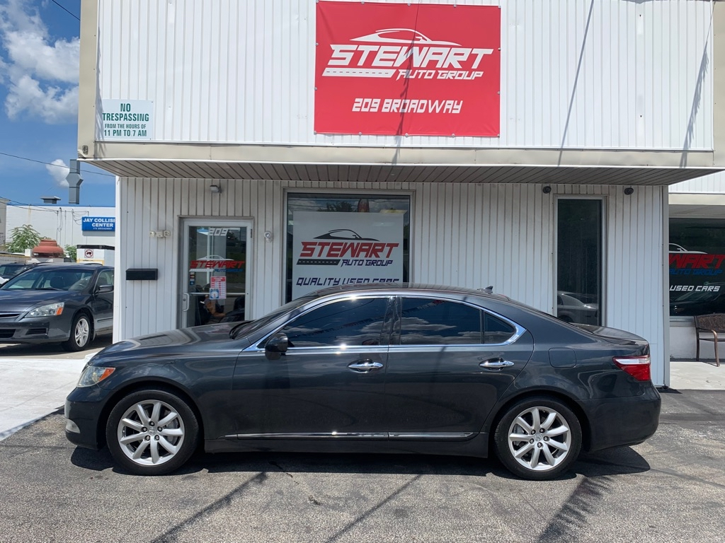 2007 LEXUS LS 460 for sale at Stewart Auto Group