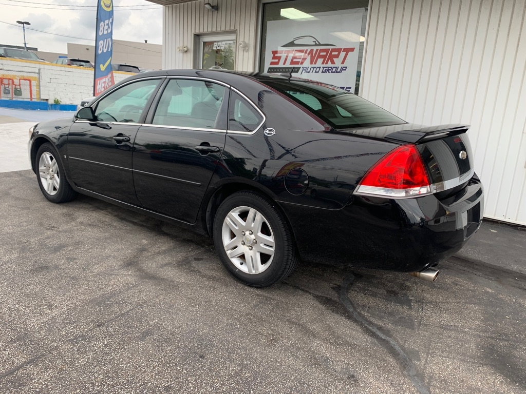 2008 CHEVROLET IMPALA LT for sale at Stewart Auto Group