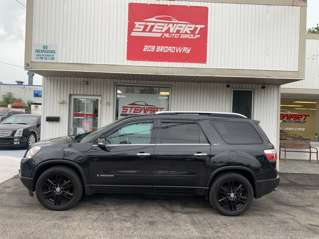 2008 GMC ACADIA SLT-2 for sale at Stewart Auto Group