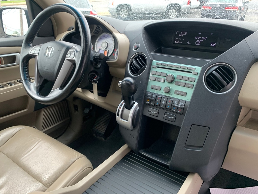 2009 HONDA PILOT EXL for sale at Stewart Auto Group