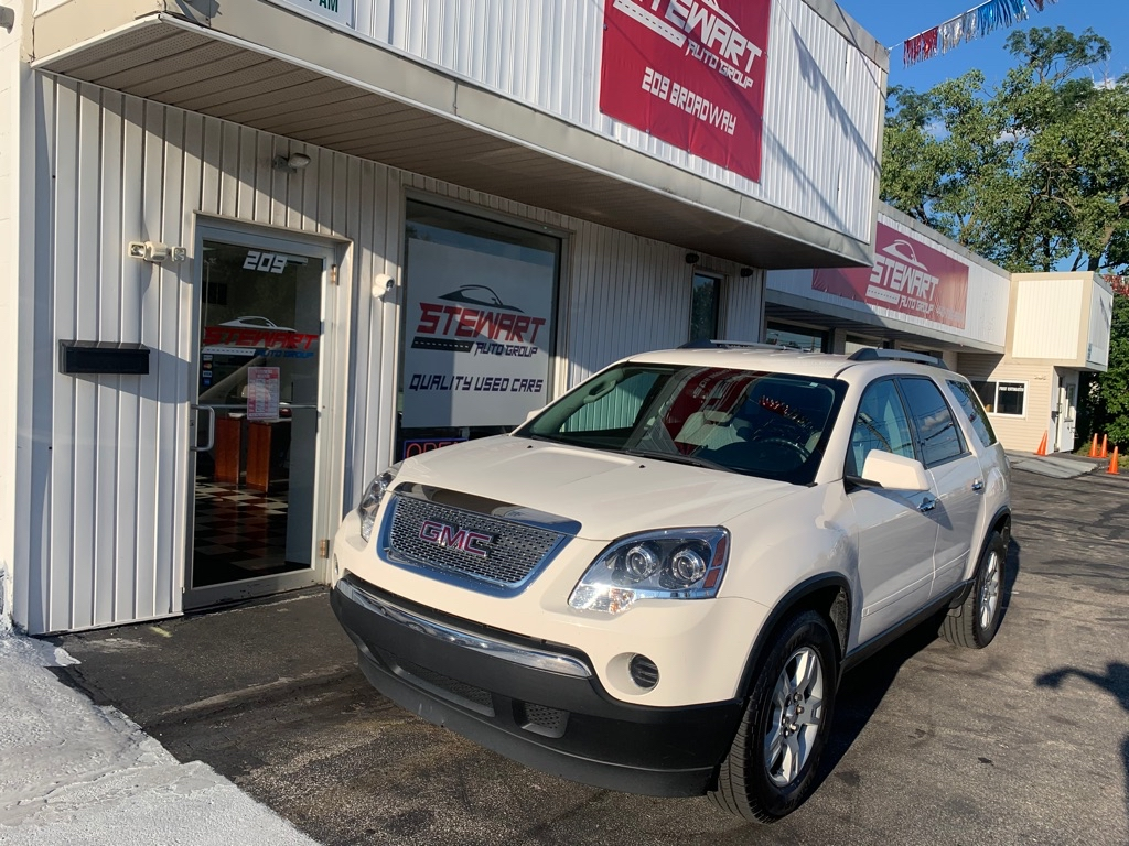 2010 GMC ACADIA SL for sale at Stewart Auto Group