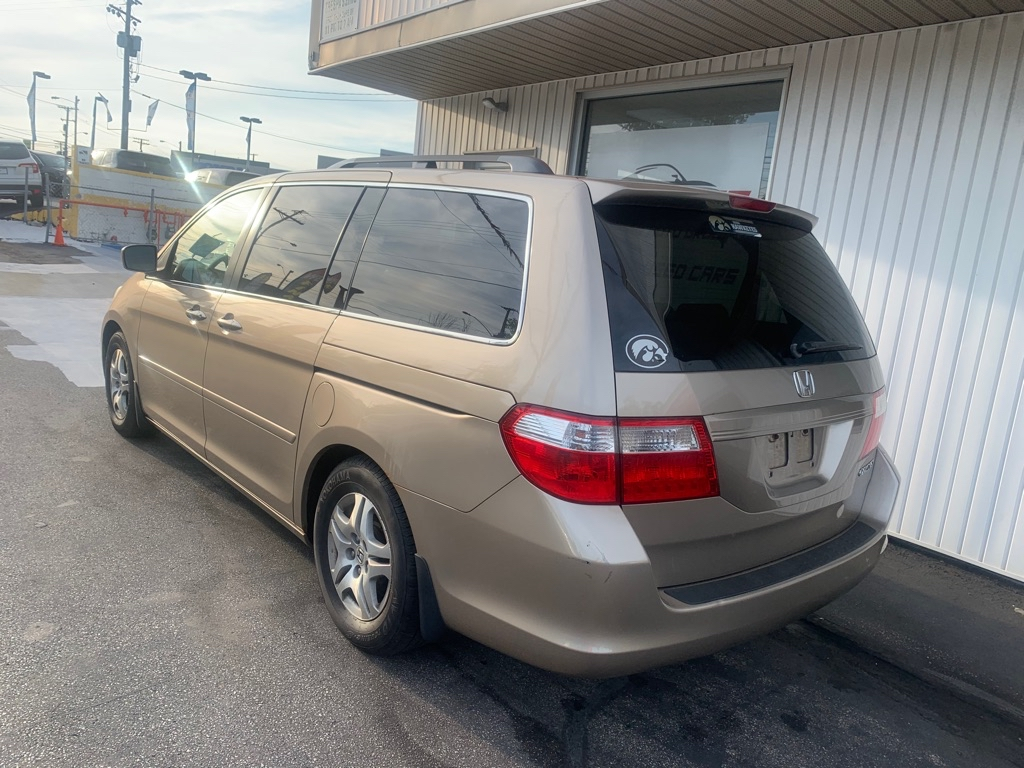2005 HONDA ODYSSEY EX for sale at Stewart Auto Group