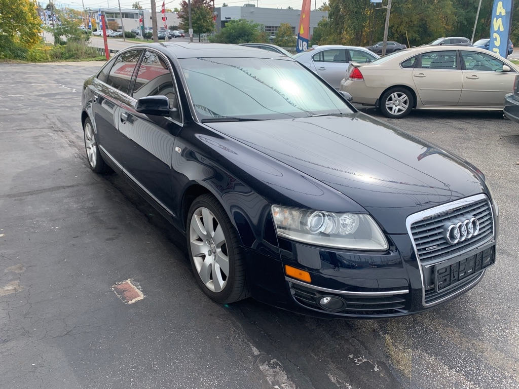 2006 AUDI A6 4.2 QUATTRO for sale at Stewart Auto Group