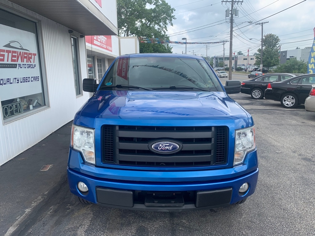 2010 FORD F150 SUPER CAB for sale at Stewart Auto Group