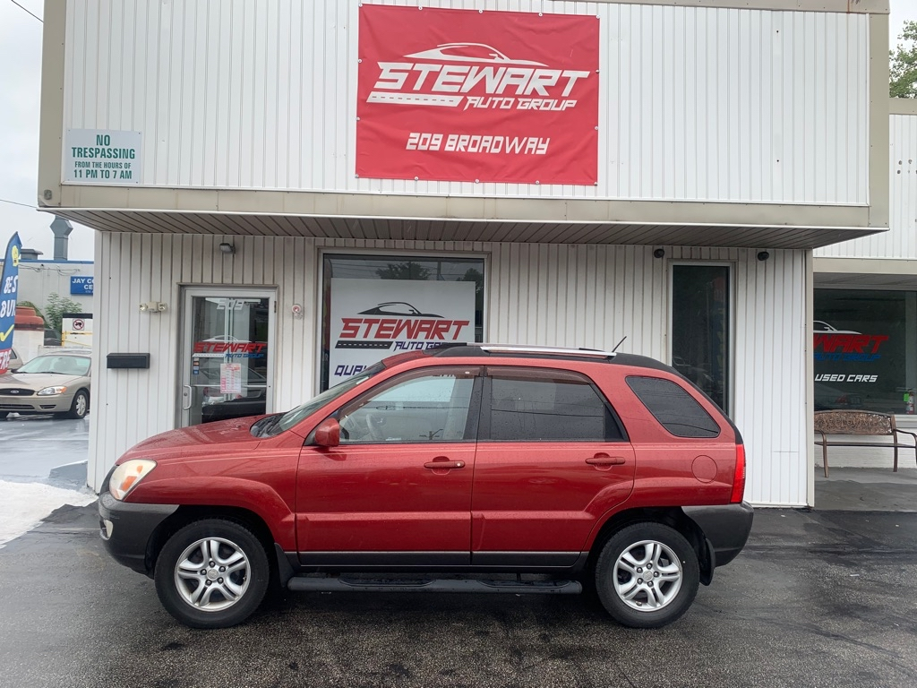 2006 KIA NEW SPORTAGE  for sale at Stewart Auto Group