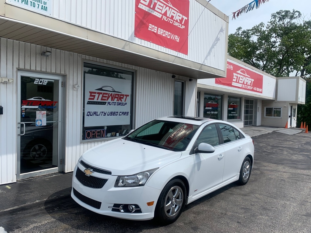 2013 CHEVROLET CRUZE LT for sale at Stewart Auto Group
