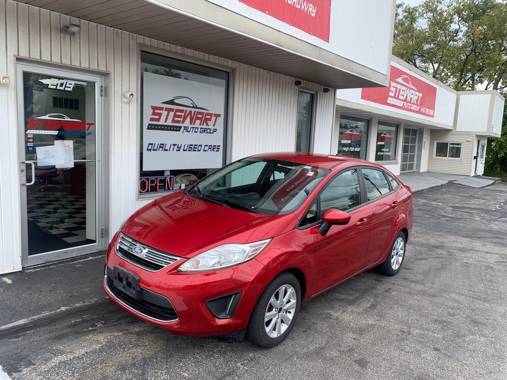 2011 FORD FIESTA SE for sale at Stewart Auto Group