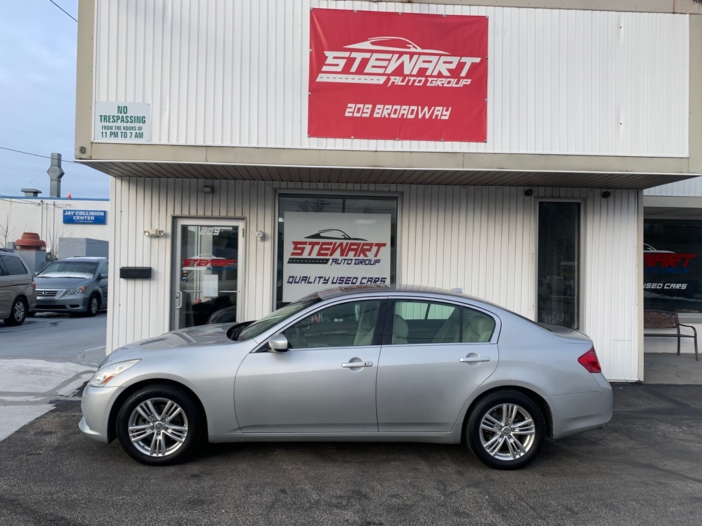 2013 INFINITI G37  for sale at Stewart Auto Group
